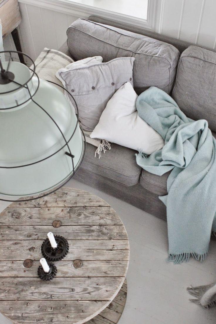 Moois en liefs: woon inspiratie in wit, grijs en hout