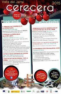 Cerecera 2015 en el Valle del Jerte