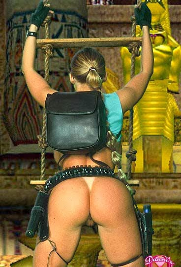 Fotos Cosplay Da Lara Croft Nua Nude