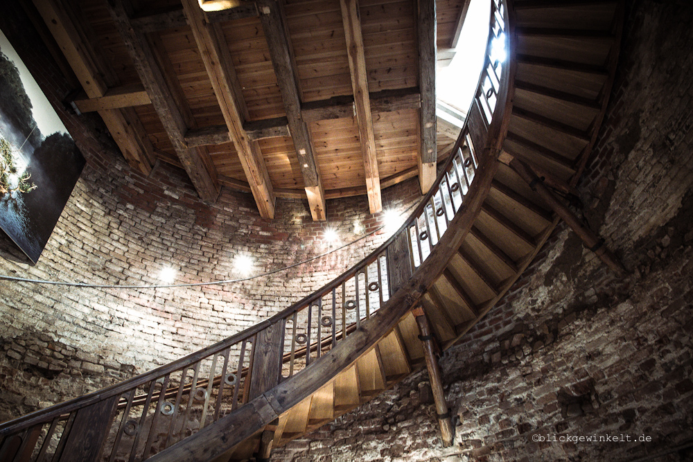 Burgturm Lenzen