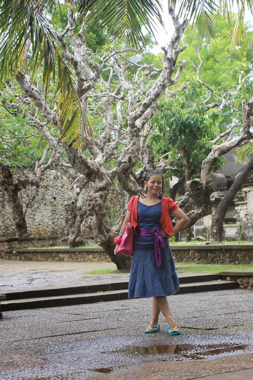 At Uluwatu, Bali