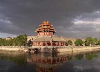 tempat wisata populer di china