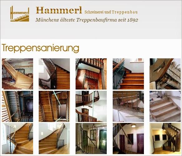 Hammerl Treppenbau
