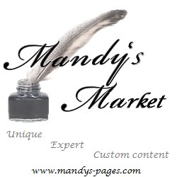 Mandy's pages