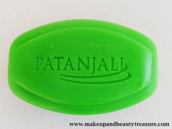 Patanjali aloe vera soap review