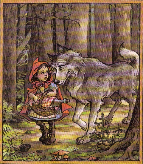 little red riding hood online book pdf