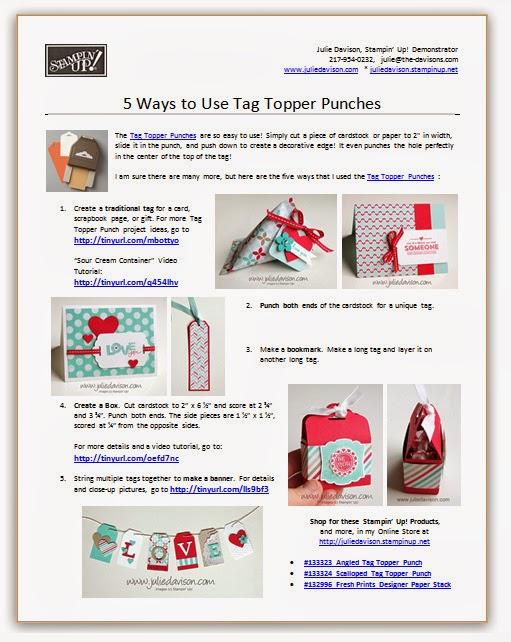http://juliedavison.com/Tutorials/1402_TagTopperPunchUses.pdf
