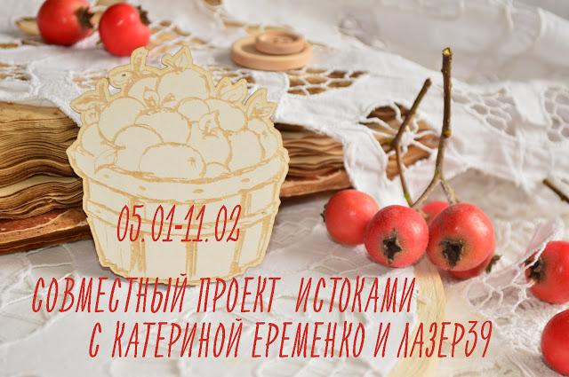 """Совместный проект """"ИСТОКАМИ"""""""