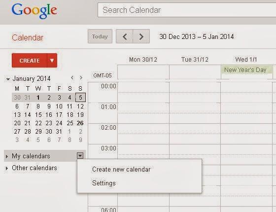 how to add facebook calendar to google calendar