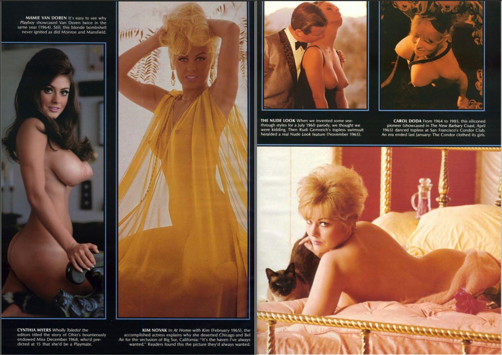 Nude Kim Novak Playboy