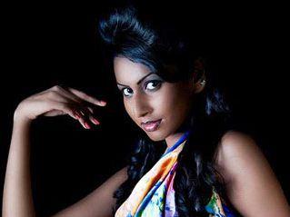 Amy Silva - Sri Lankan Model