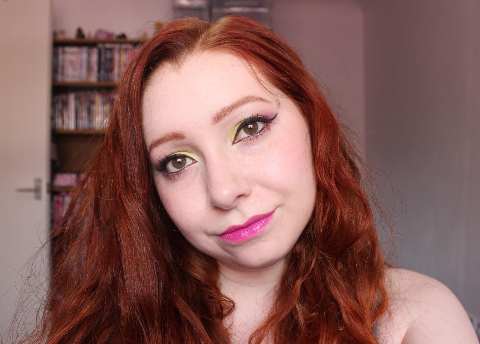 Makeup: Brights