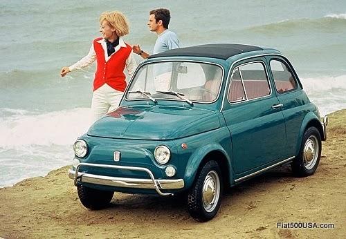 Fiat 500D 1968-72
