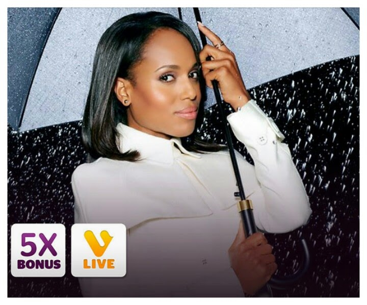 Scandal, ABC Channel, Viggle, Viggle Live, Viggle Mom