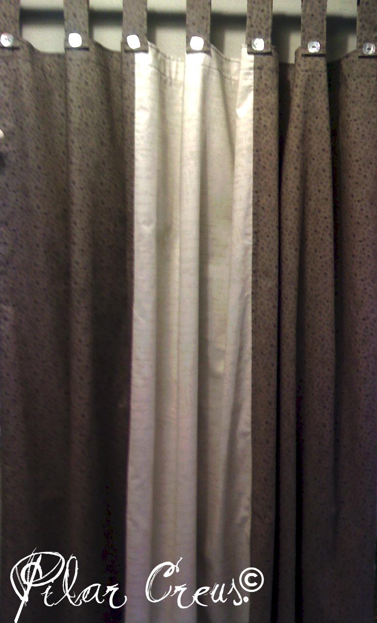Absolut patchwork cortina de patchwork estilo vintage - Cortinas estilo rustico ...
