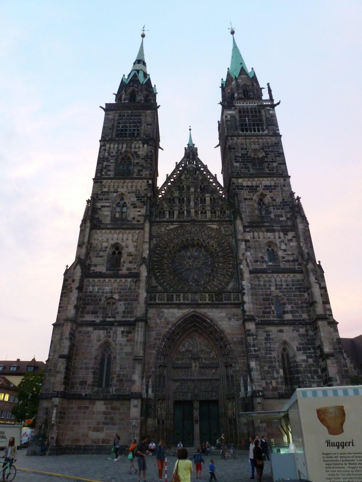 Europe 2014: Nuremberg