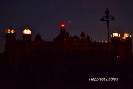 Mysore-Palace-+-Udupi-Krishna-temple