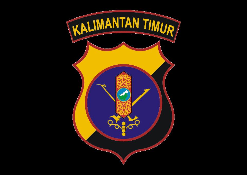 Download Logo Polda Kalimantan Timur Vector