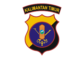 Polda Kalimantan Timur Logo Vector download free