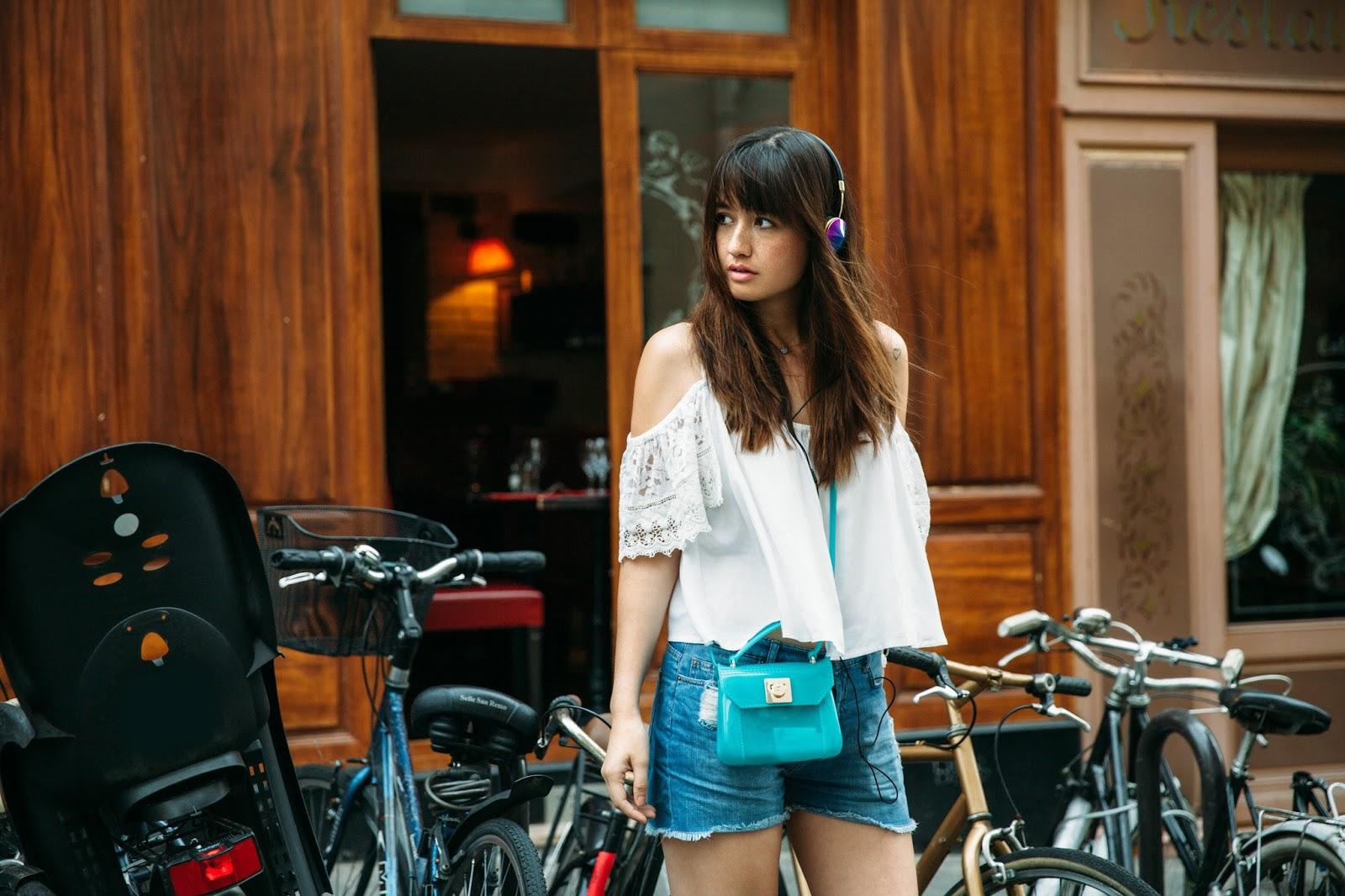 Blogger, Paris, Streetstyle, Paris, Look, Summer Style