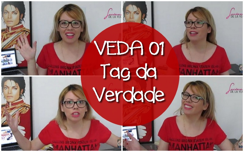 VEDA, V.E.D.A, vlog everyday april, vídeo todo dia em abril, Luciana De La Vega