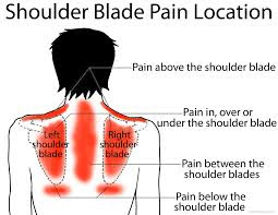 Another Cause of Back Pain inside the Upper Middle Shoulder Blades