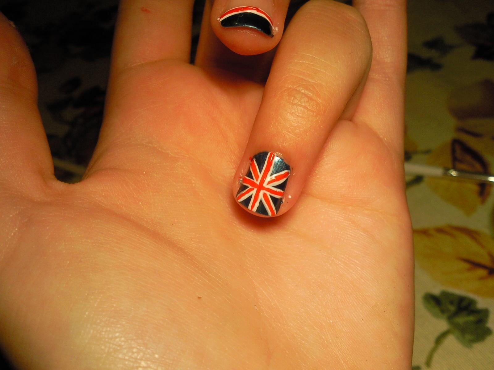 British Nails Designs