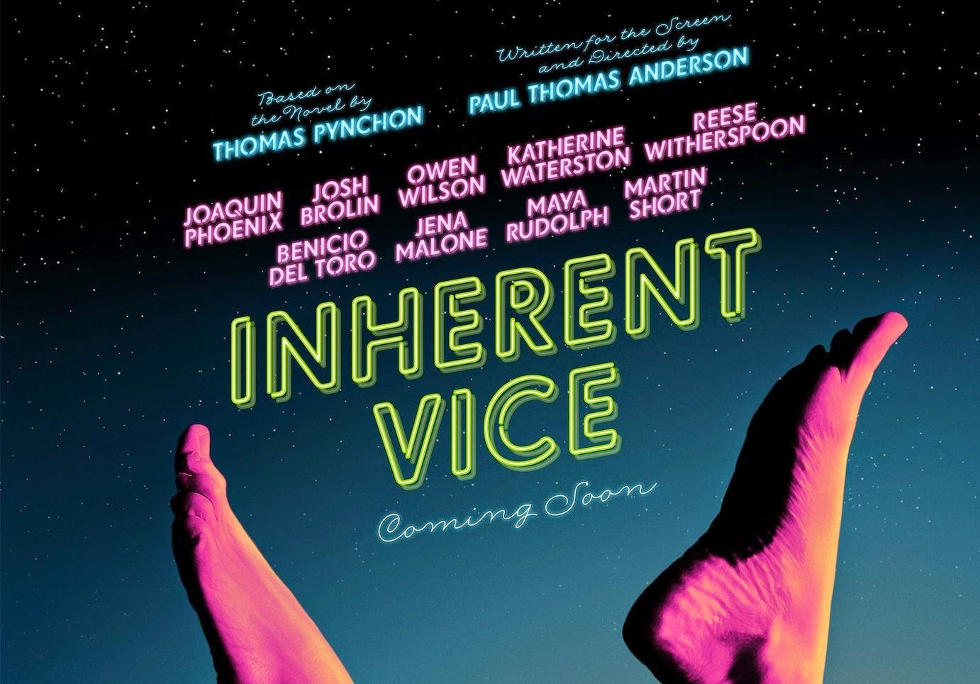 Inherent Vice: First Look