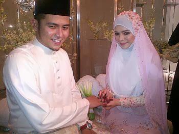 GAMBAR Sekitar Majlis Pernikahan Diana Amir Dan Habib Bullah
