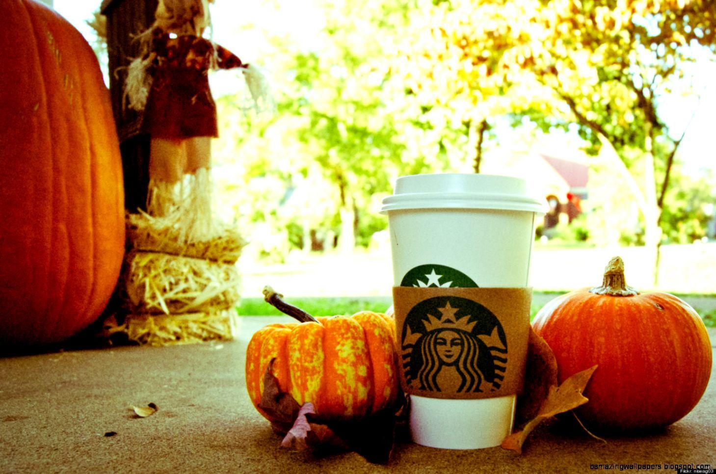 Pumpkin Spice Latte Shortage Starbucks Annual Autumn Treat In