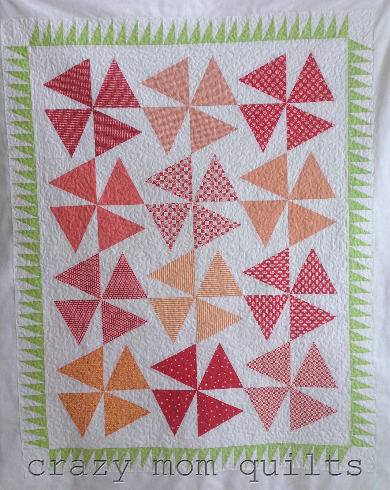 crazy mom quilts: Pam's quilt : crazy mom quilts - Adamdwight.com
