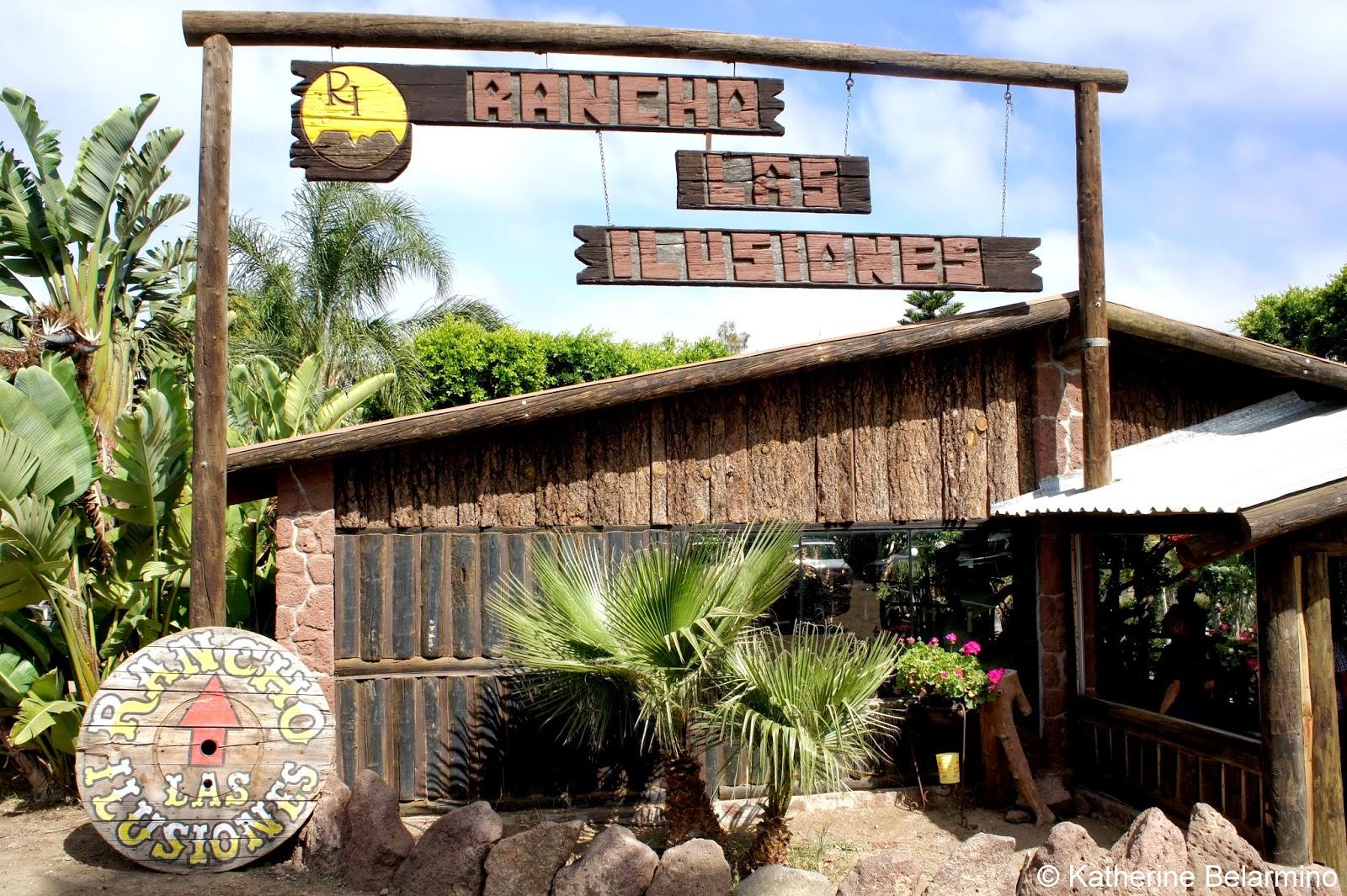 Rancho Las Ilusiones Rosarito Baja California Mexico