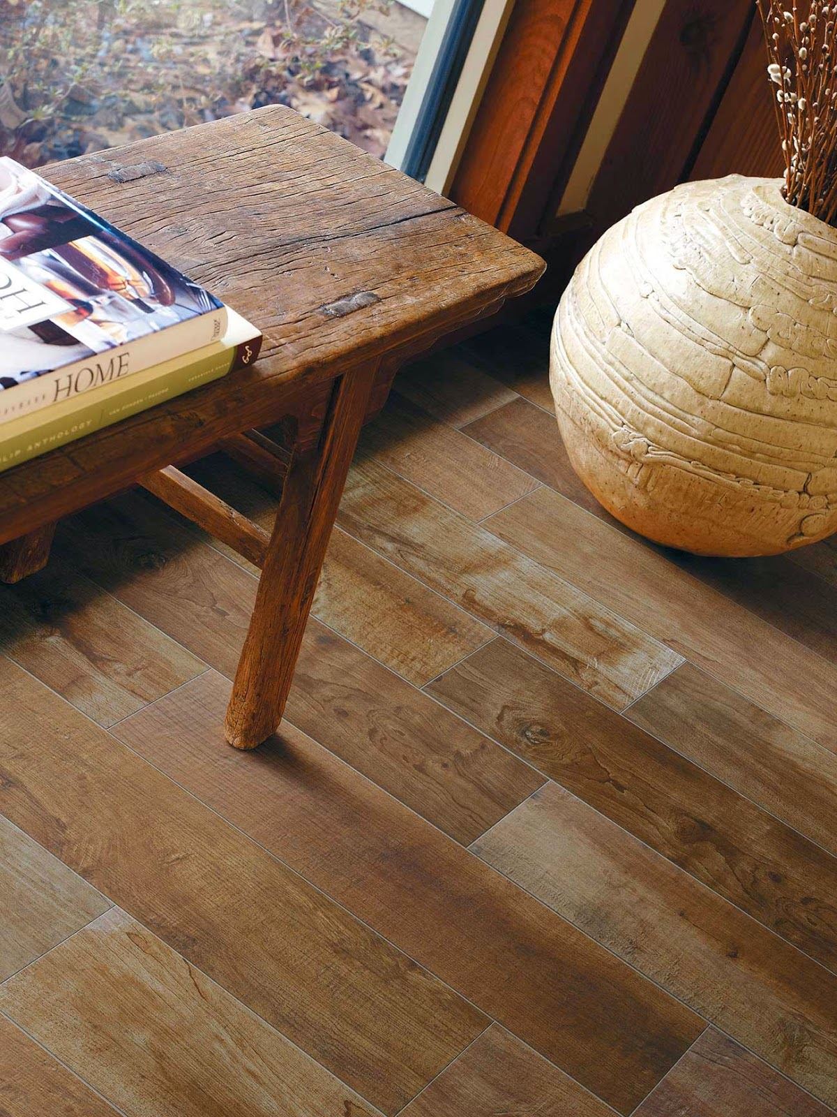 ISC Surfaces Crossville s SpeakEasy fers Barn Wood Character in