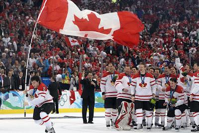 Hockey en Canadá
