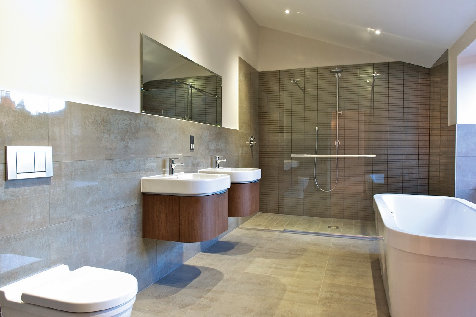 spa luxury at home | the designer knowledge