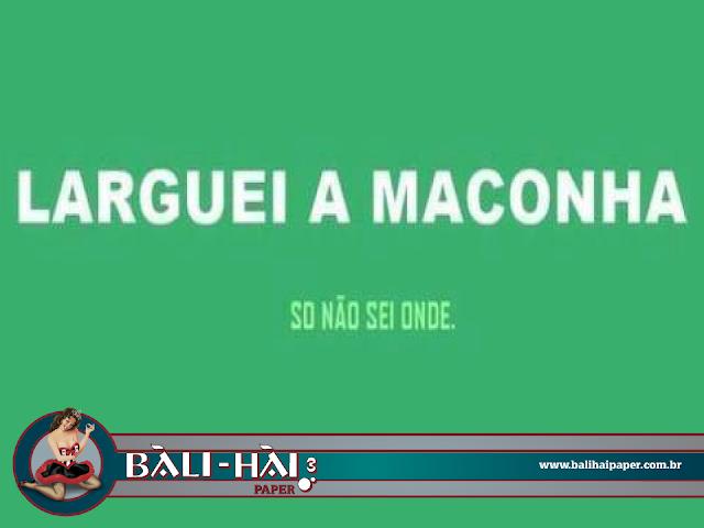 BALI HAI Paper | 100% brasileira