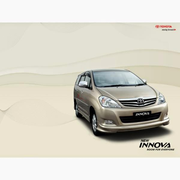Body Kit Toyota Innova TRD v1 2009-2011