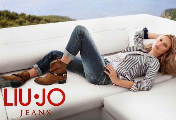 Liu-Jo-Jeans-Primavera-Verano2014-Campaña-godustyle