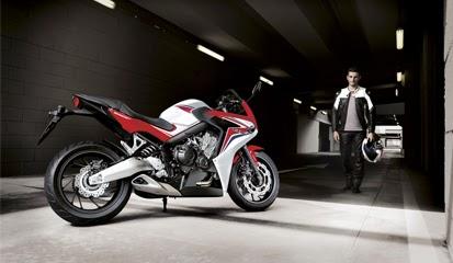 Inilah 13 Sepeda Motor Terbaru Honda Rilis 2014
