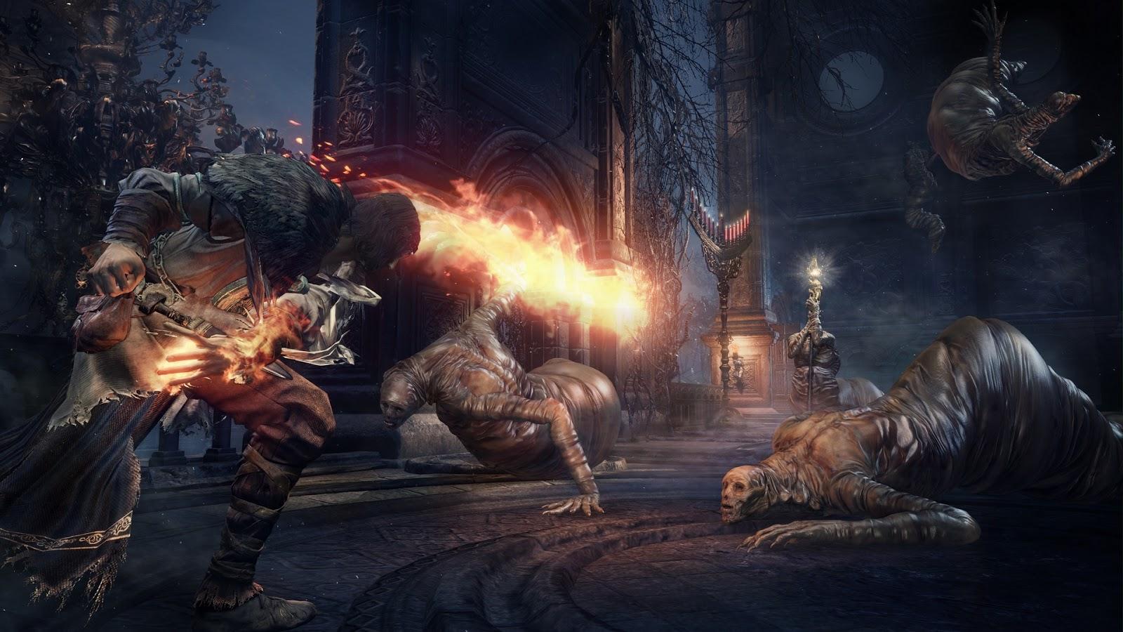 Dark Souls III screenshot №3