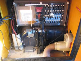 Huvudbrytare och elskåp - Head circuit breaker