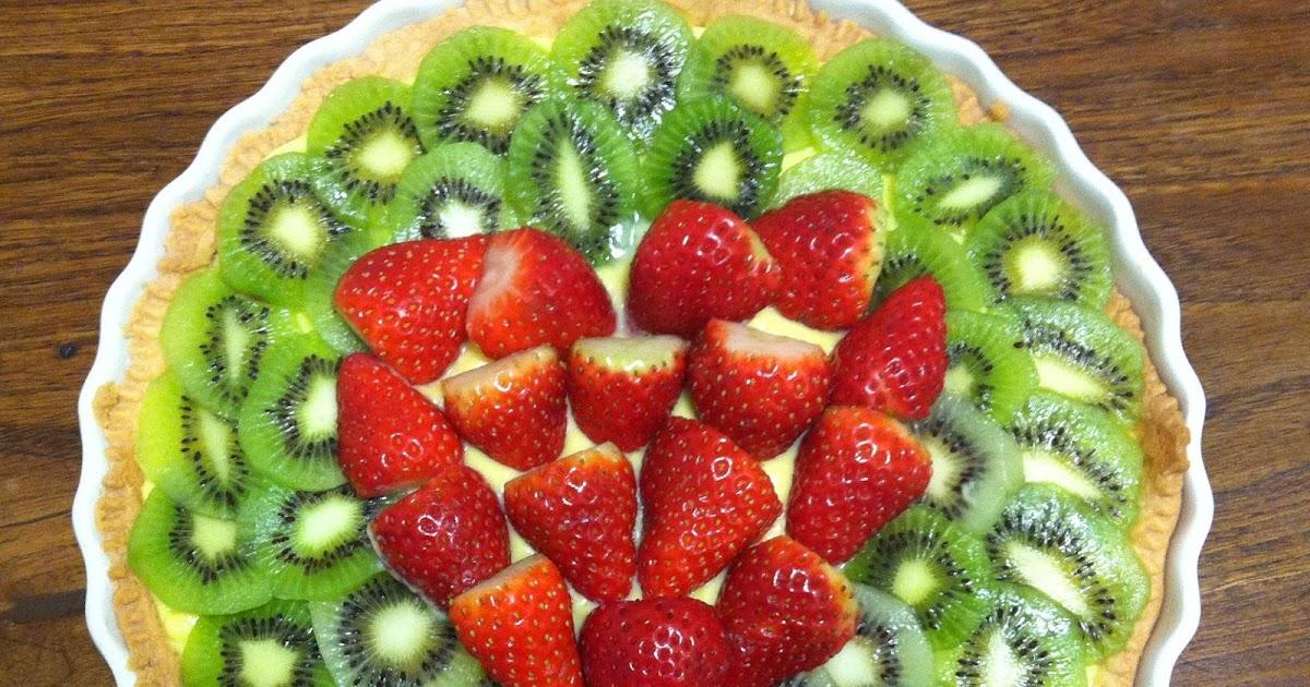 Lo zuccherino magico crostata di frutta con la crema la for Frutta con la o iniziale