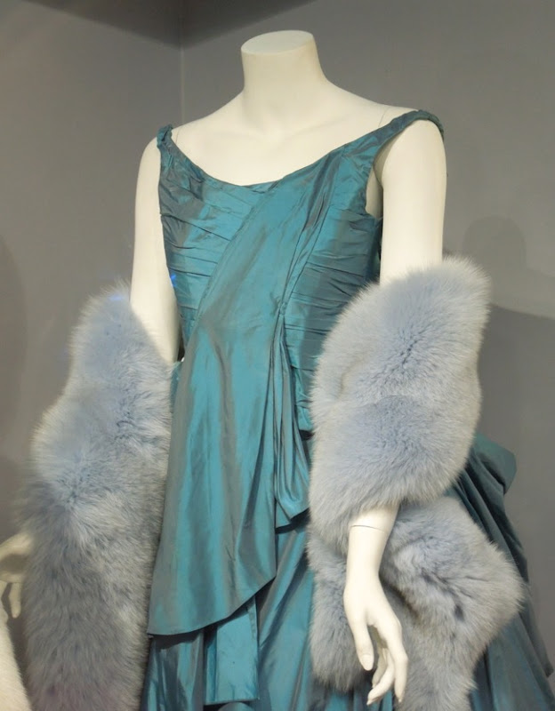 Princess Betsy turquoise gown Anna Karenina