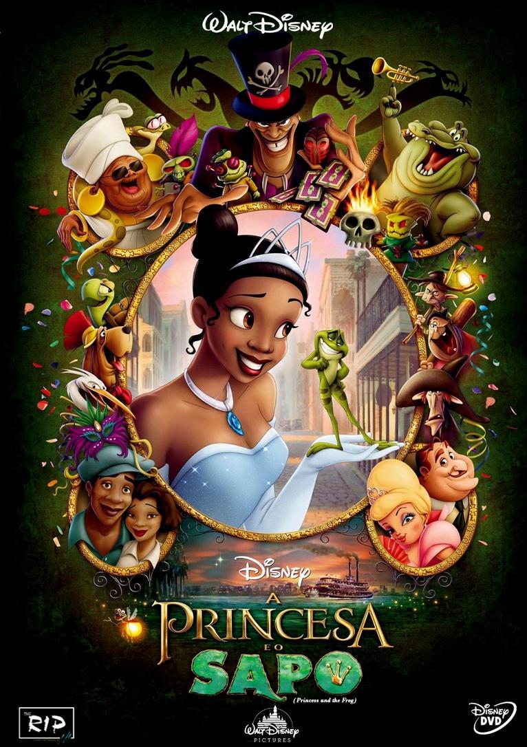 A Princesa e o Sapo – Dublado (2009)
