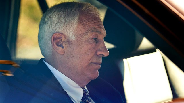 Maybe it's just me...: Alleged Jerry Sandusky Victim was Bullied ...