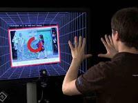 La computadora se podrá controlar con gestos