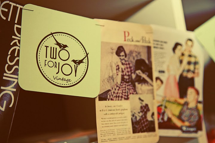 Two For Joy Vintage