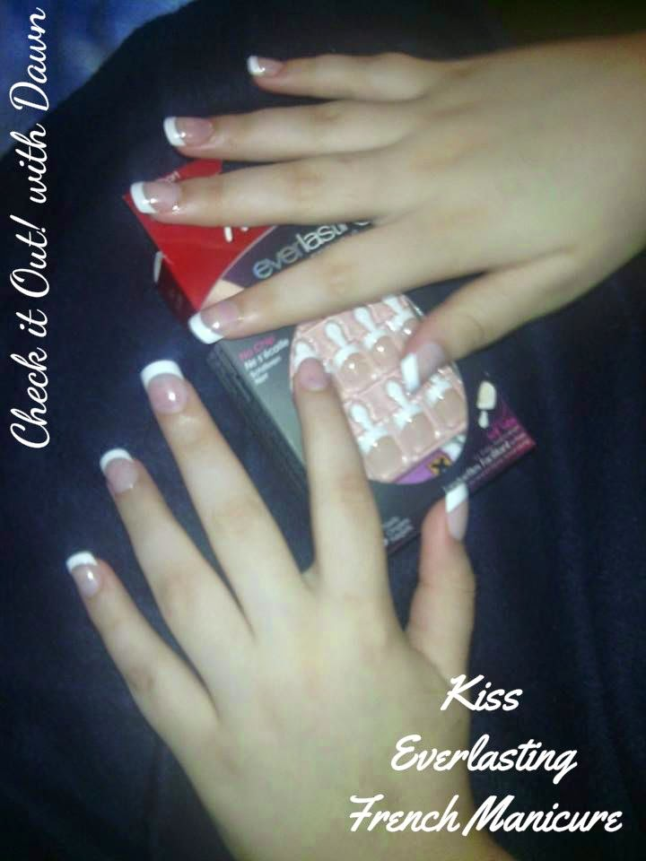 Check it Out! with Dawn: Product Review: Kiss everlasting French ...