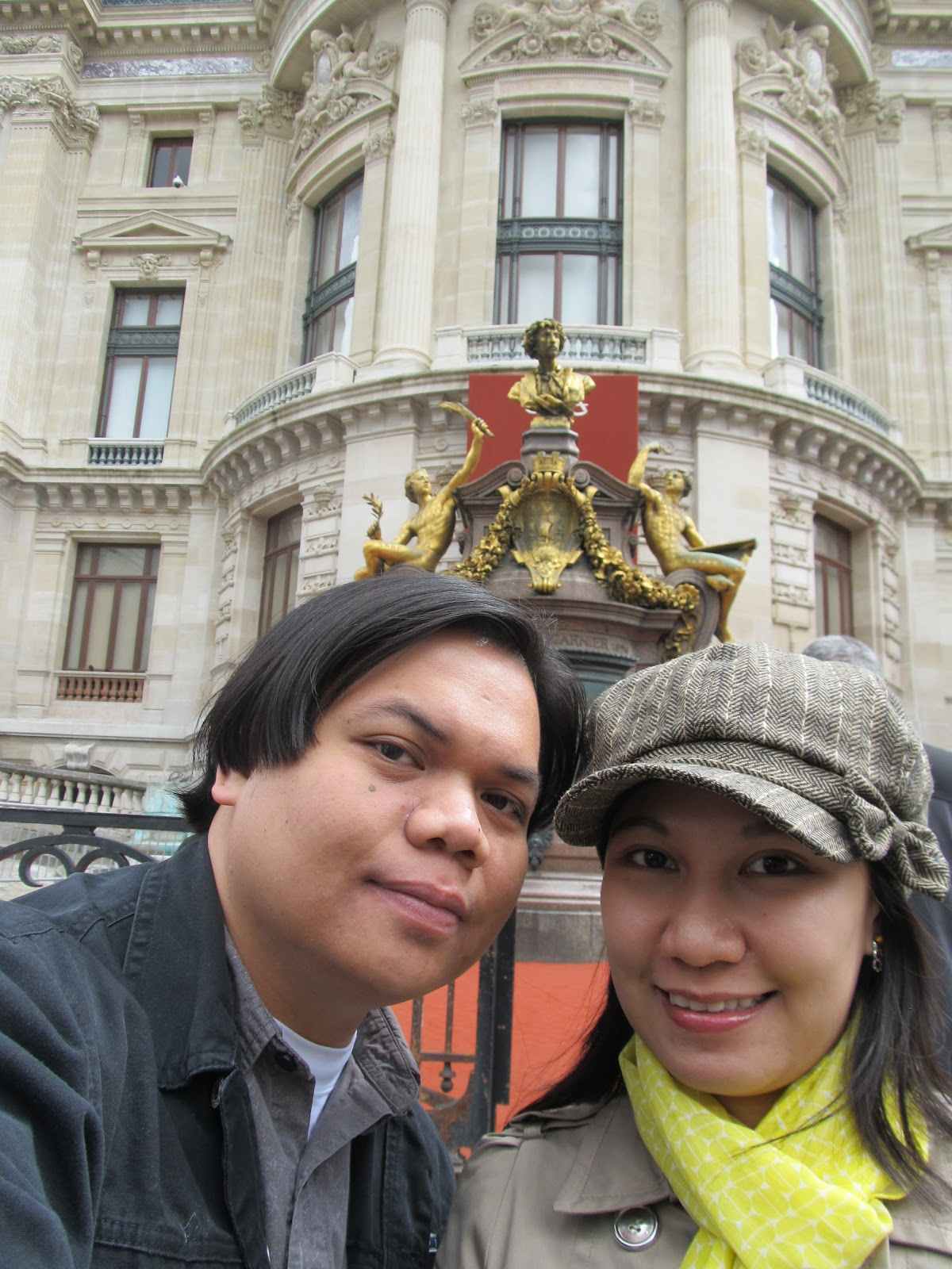 Paris France Opera Palais Garnier