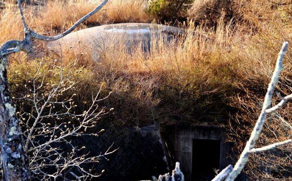 Bunker Danau Yamanaka